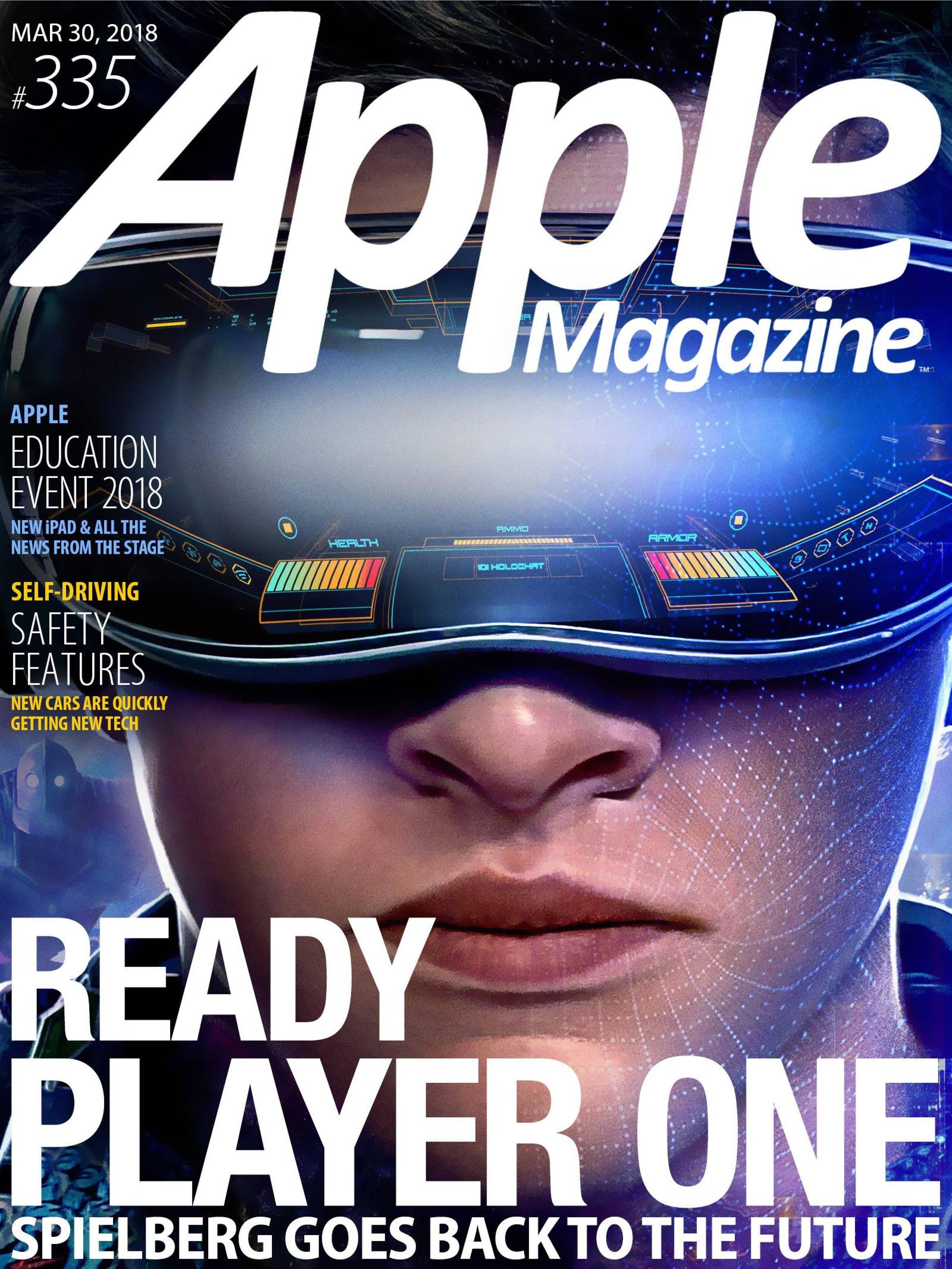 AppleMagazine - March 30, 2018