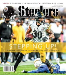Steelers Digest - October 26, 2019
