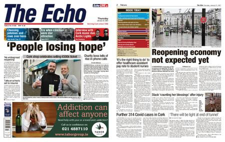 Evening Echo – January 21, 2021