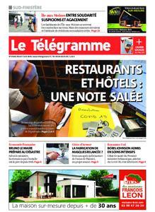 Le Télégramme Ouest Cornouaille – 07 avril 2020