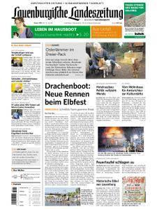 Lauenburgische Landeszeitung - 31. März 2018