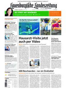 Lauenburgische Landeszeitung - 27. Januar 2018