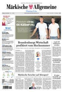 Märkische Allgemeine Fläming Echo - 20. Juli 2018