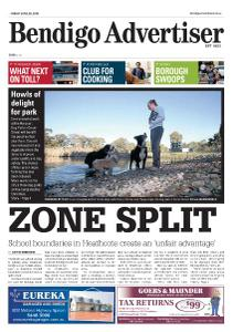 Bendigo Advertiser - June 28, 2019