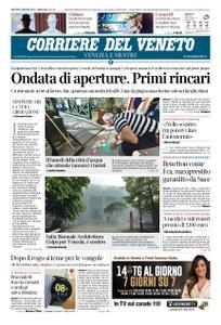 Corriere del Veneto Venezia e Mestre – 19 maggio 2020