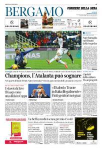 Corriere della Sera Bergamo – 11 luglio 2020