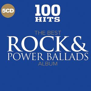 VA - 100 Hits The Best Rock And Power Ballads Album (2017)