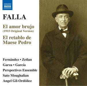 Esperanza Fernandez - Falla: El amor brujo (1915 Version) & El retablo de maese Pedro (2019)