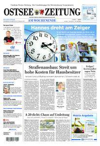 Ostsee Zeitung Wolgast - 28. Oktober 2017