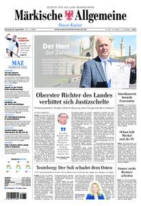 Märkische Allgemeine Dosse Kurier - 20. August 2019