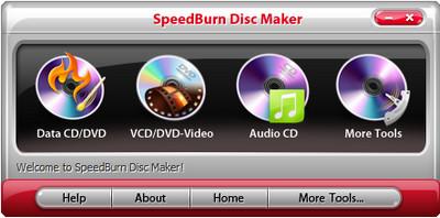 SpeedBurn Disc Maker 2.3.2