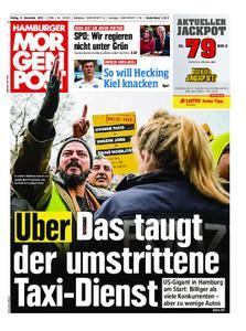 Hamburger Morgenpost – 08. November 2019