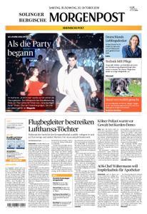 Solinger Morgenpost – 19. Oktober 2019