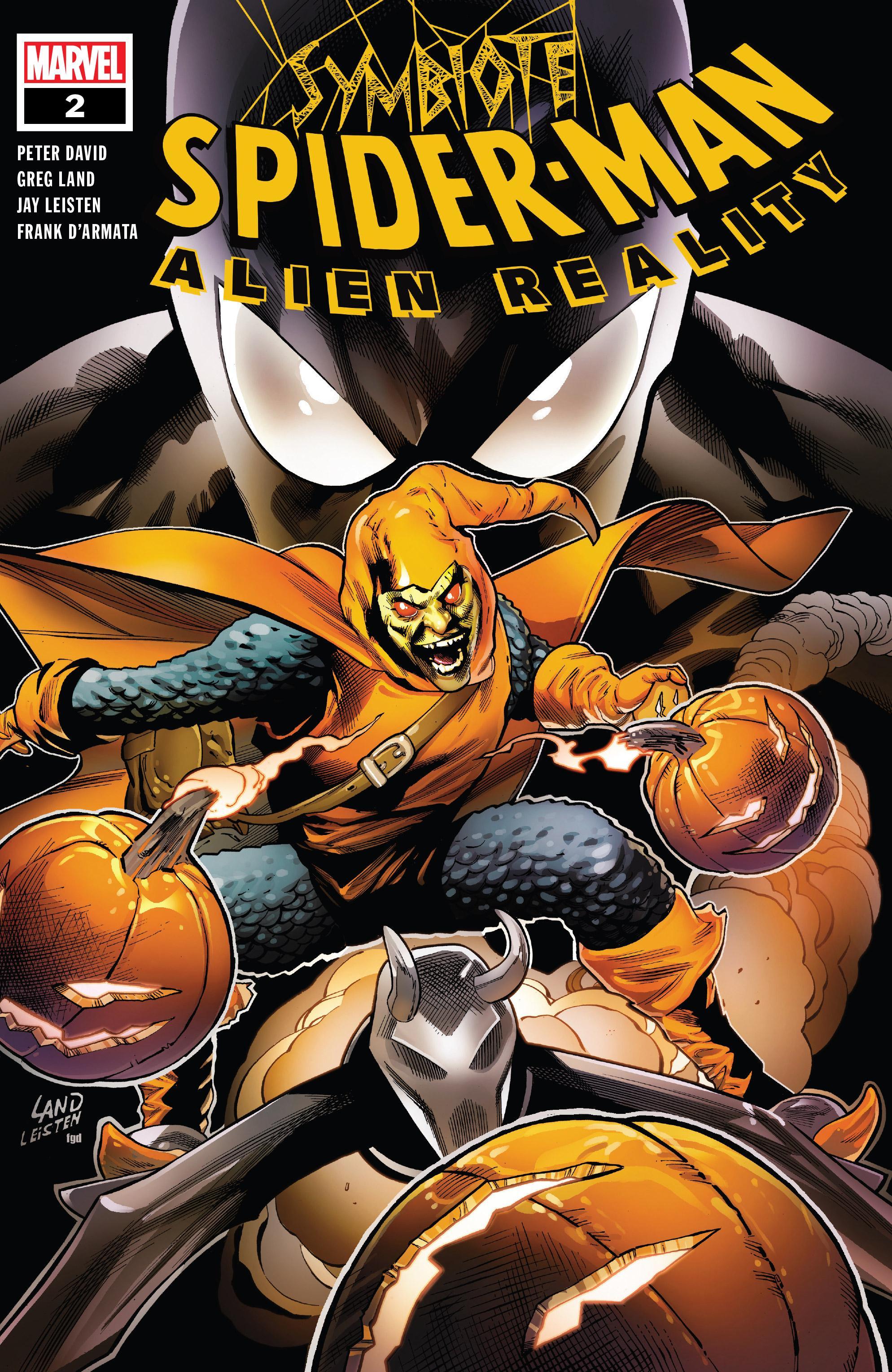 Symbiote Spider-Man-Alien Reality 002 2020 Digital Zone