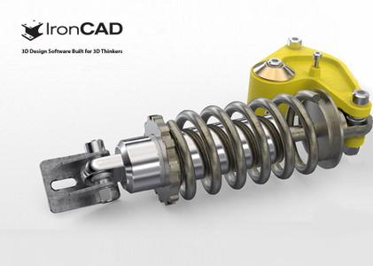 IronCAD Design Collaboration Suite 2019 PU1 SP1