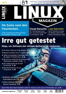 Linux-Magazin – Juli 2019