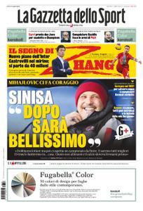 La Gazzetta dello Sport Sicilia – 16 marzo 2020