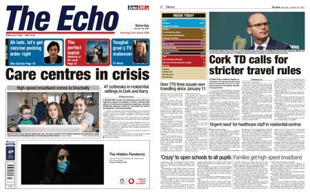 Evening Echo – January 23, 2021