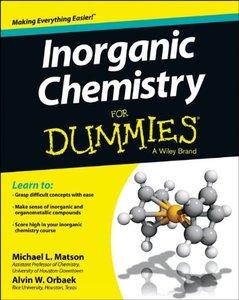 Inorganic Chemistry For Dummies (repost)