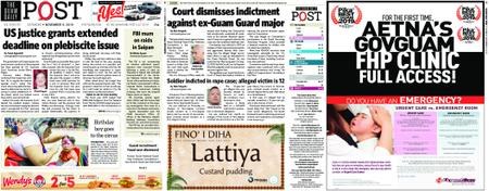 The Guam Daily Post – November 09, 2019