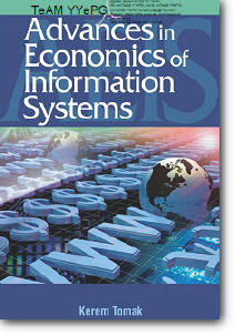 "Kerem Tomak (Editor), ""Advances in the Economics of Information Systems"""