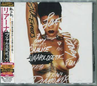 Rihanna - Unapologetic (2012) {Deluxe Edition, Japan}