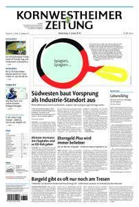 Kornwestheimer Zeitung - 11. Januar 2018