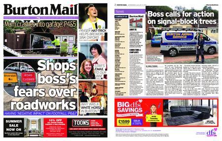 Burton Mail – August 21, 2019