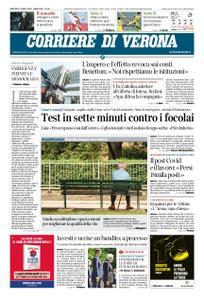 Corriere di Verona – 14 luglio 2020
