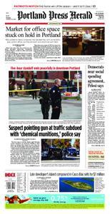 Portland Press Herald – October 25, 2021