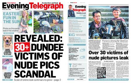 Evening Telegraph First Edition – April 22, 2019