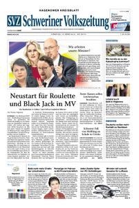 Schweriner Volkszeitung Hagenower Kreisblatt - 12. März 2019