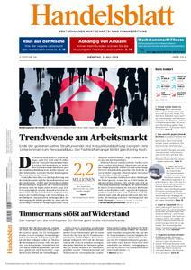 Handelsblatt - 02. Juli 2019