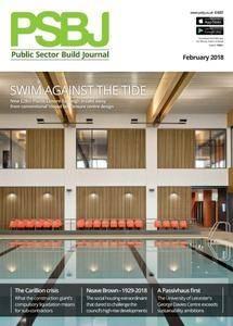 PSBJ/Public Sector Building Journal - February 2018
