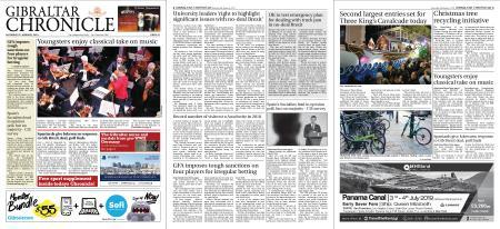 Gibraltar Chronicle – 05 January 2019