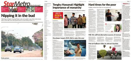 The Star Malaysia - Metro South & East – 23 April 2019