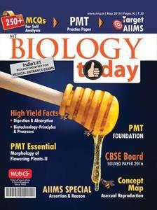 Biology Today - May 2016