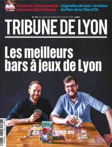 Tribune de Lyon - 22 août 2019