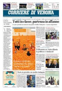 Corriere di Verona – 11 settembre 2019