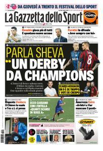 La Gazzetta dello Sport Sicilia – 09 ottobre 2018
