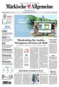 Märkische Allgemeine Fläming Echo - 14. Mai 2019