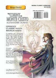 Manga Classics-Manga Classics The Count Of Monte Cristo 2021 Hybrid Comic eBook