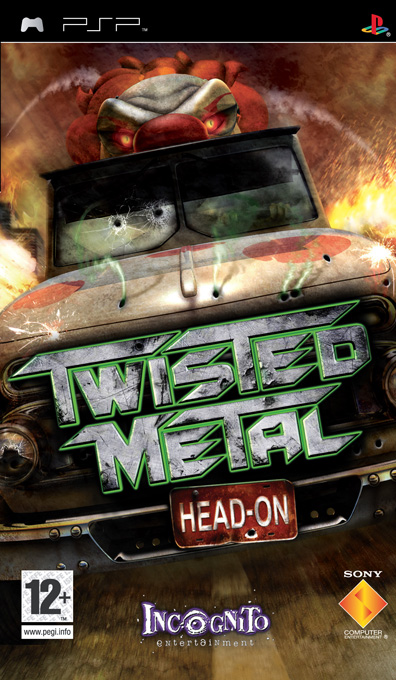 Twisted Metal PSP