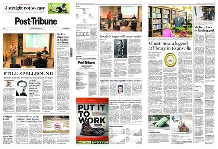 Post-Tribune – October 30, 2017