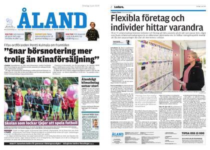 Ålandstidningen – 03 juli 2019