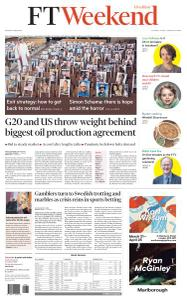 Financial Times USA - April 11, 2020