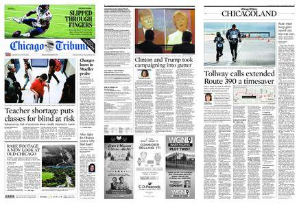 Chicago Tribune – October 30, 2017