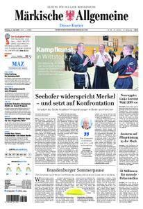 Märkische Allgemeine Dosse Kurier - 02. Juli 2018