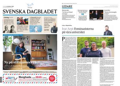 Svenska Dagbladet – 06 oktober 2018