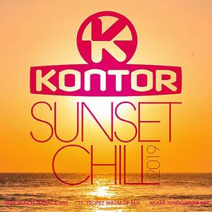 VA - Kontor Sunset Chill 2019 (2019)